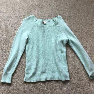 Mint J.Crew sweater